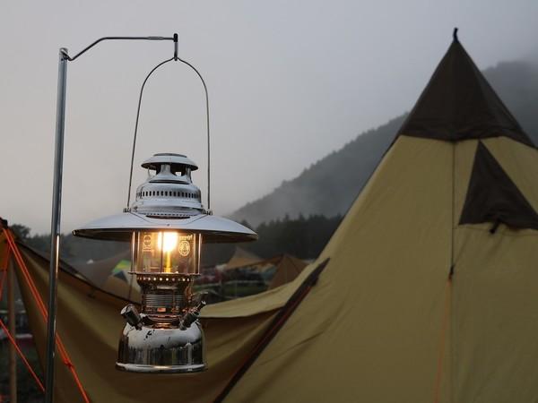 GO OUT CAMP 2016 富士 ふもとっぱら キャンプ場 ペトロマックス ランタン フレックスドリーム キャンプサイト
