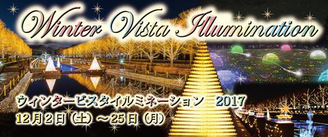ウインタービスタイルミネーション_国営_昭和記念公園